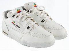 上世纪的苹果牌滑板鞋即将开拍 成交价可能高达20万元